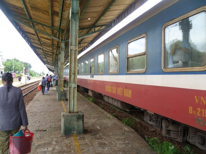 Booking and Enjoying Train Travel in Vietnam