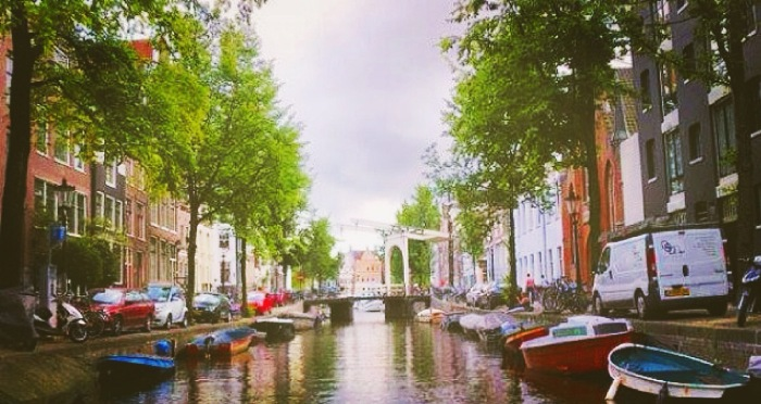 9 ways to spend the perfect 'cannabis free' weekend in Amsterdam