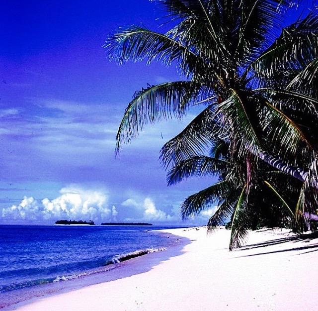 Hidden Heaven in thePacific