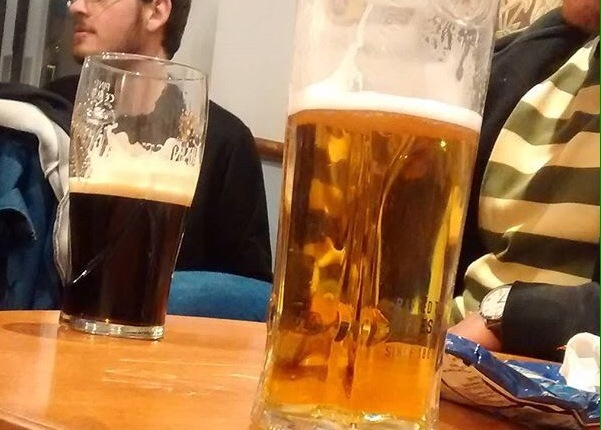 The stranger in a pub and hisadvice…