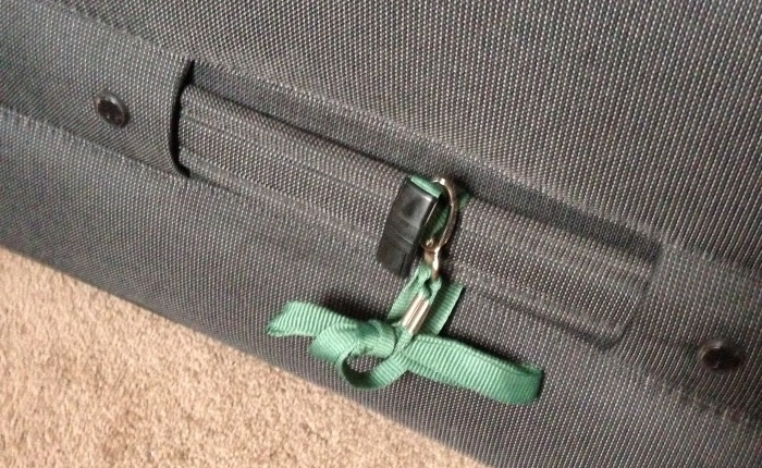 Save money on identifying your luggage..