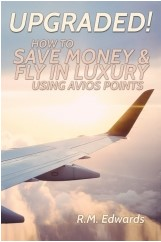 Book Review: Upgraded! How To Save Money And Fly In Luxury Using Avios Points– Are you one of the 99% who would love to fly Business Class but can't afford it? This book is for you….