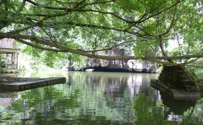 My Tam Coc Boat Trip Experience